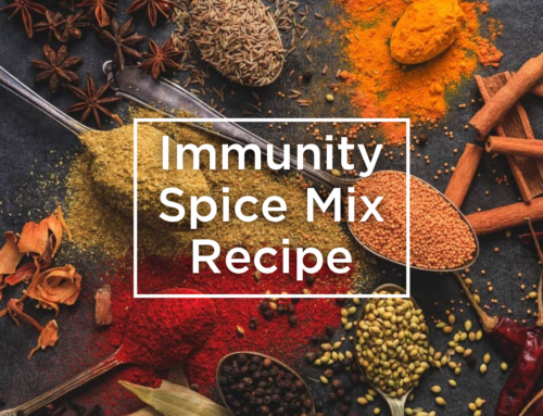 Immunity Spice Mix Recipe